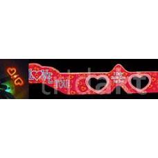 Holografické 3D brýle LOVE